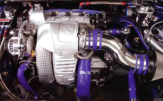 650bhp JEMS built Toyota Celica engine for drag racing