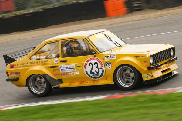 Wealden Racing Ford Escort